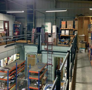 Helander Precision Engineering Ltd – Tewkesbury